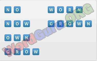Word Guru level 114