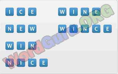 Word Guru level 134