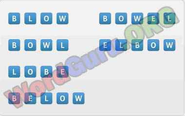 Word Guru level 155