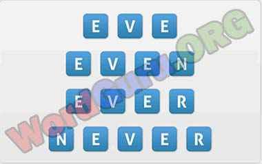 Word Guru level 55